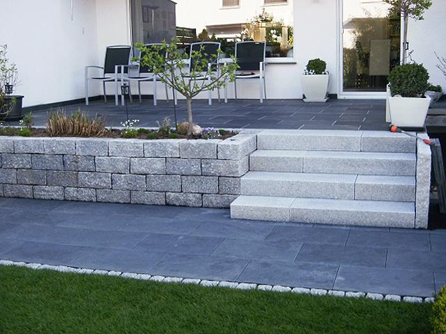 Treppen Garten Art Schoneck