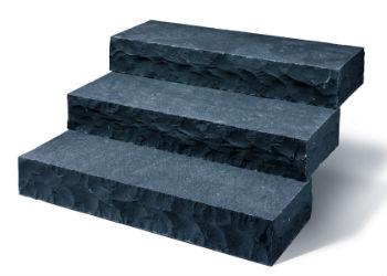 blockstufen garten art sch neck. Black Bedroom Furniture Sets. Home Design Ideas